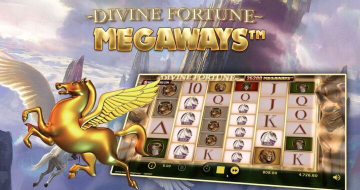 Megaways Divine Fortune