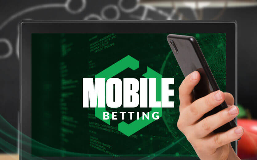 Betting with your mobile