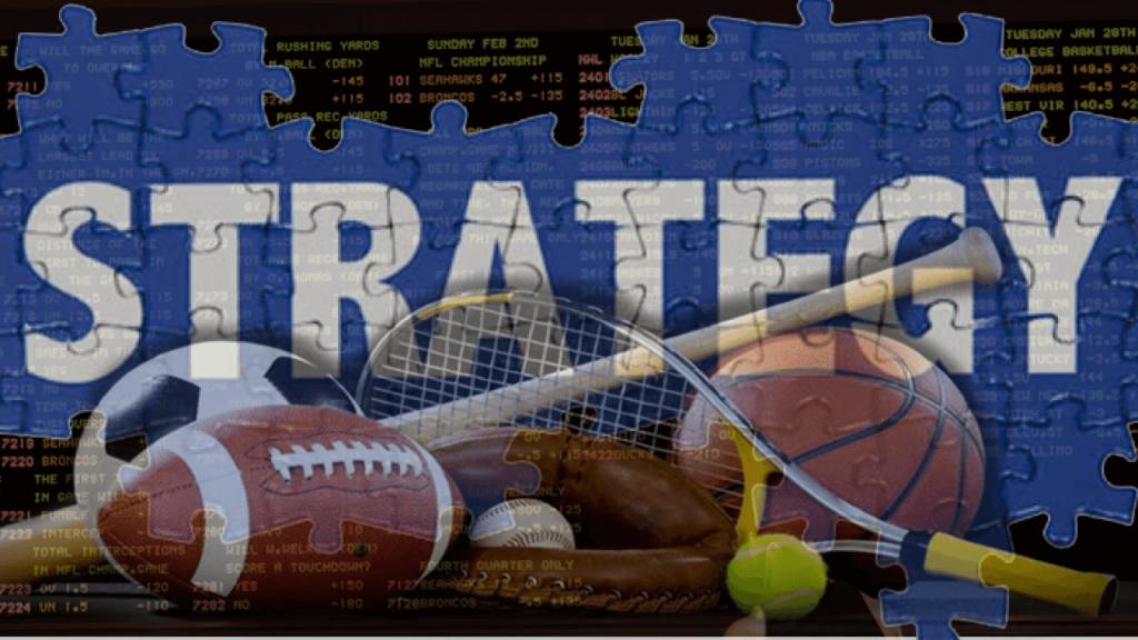 Sports betting strategies
